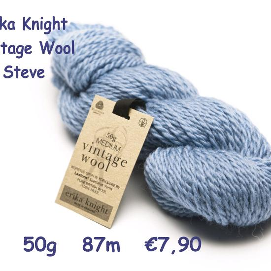 Erika Knight Vintage Wool