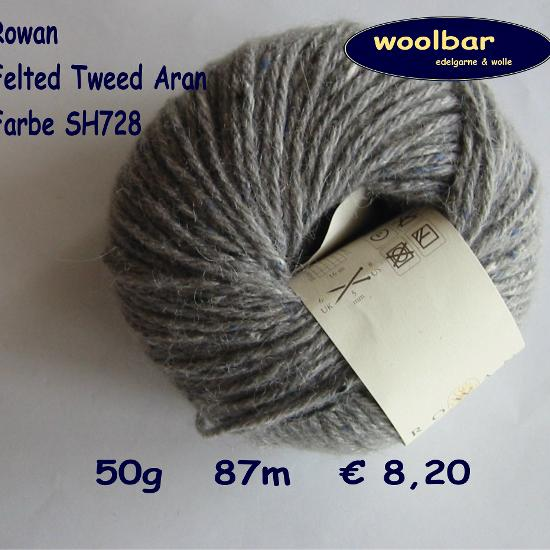 Rowan Felted Tweed Aran